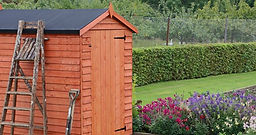 Your Garden Shed - ideal for 1-piece rubber membrance roofing kit cover