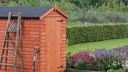 Get your Shed waterproof for the Winter