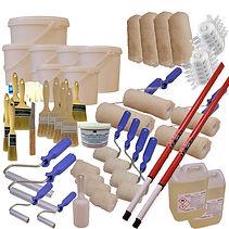 Fibreglass roofing tool kit