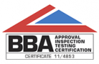 BBA fire rating certification icon