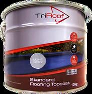 TriRoof Fibreglass roofing Topcoat