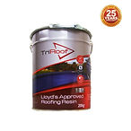 triroof fibreglass roofing resin - RKD