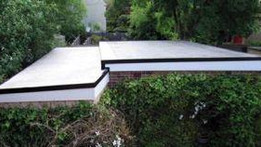 How to install an EPDM Rubber roof (text)