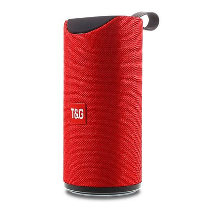 T&G Bluetooth Speaker with Mic (TG-113 (Blue)