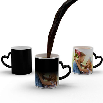 Magical Lovely Personalized Colour Changing Mug - Gifts for All Occasions