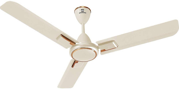 Standard FRORER High Speed Ceiling Fan (1200 mm, Ivory Gold)