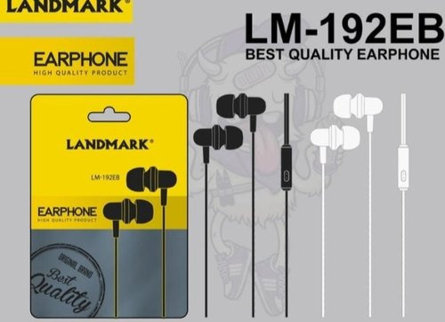 Landmark LM-192EB Super Bass Earphone