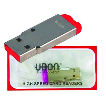 UBON High Speed Card Reader