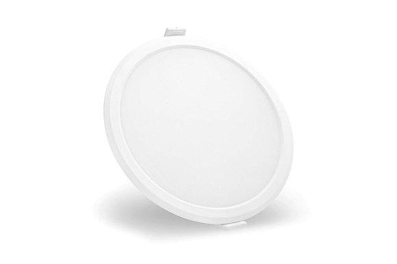 Syska RDL 20-Watt Round LED Slim Panel Light (Cool White)