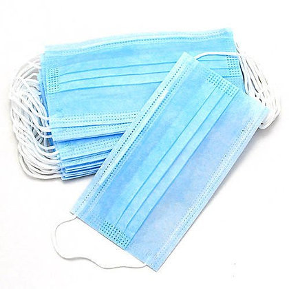 High Quality Disposable Surgical FAce Mask (10Pcs)