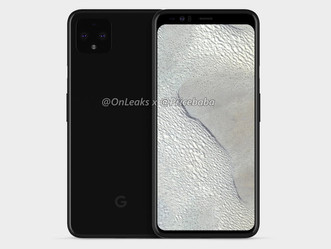 Google Pixel 4 XL renders pics revealed ; full specification and launch date