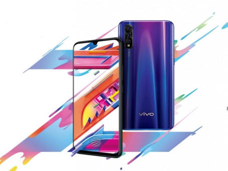 Vivo Z5 launched with Snapdragon 712 & 4,500 mAh battery ; Full Specifications, Features and Price