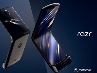 MOTO RAZR (2019) Launched With Flexible Flip Display; Full specifications,features and price