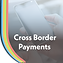 Fintech Icons 200px - Cross border payme