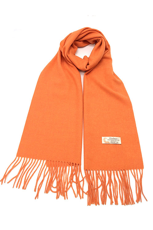 Herrenschal SC 2000 Orange