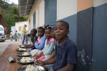 Caring Hands, Haiti 2017