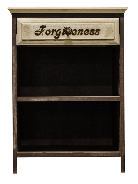 Clarens Forgiveness 1 Drawer Pedestal