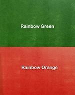 Rainbow Green and Rainbow Orange.png