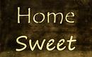 Stencil, Home, Sweet