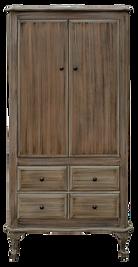TV Room, TV Cabinet, Karoo 4 Drawer