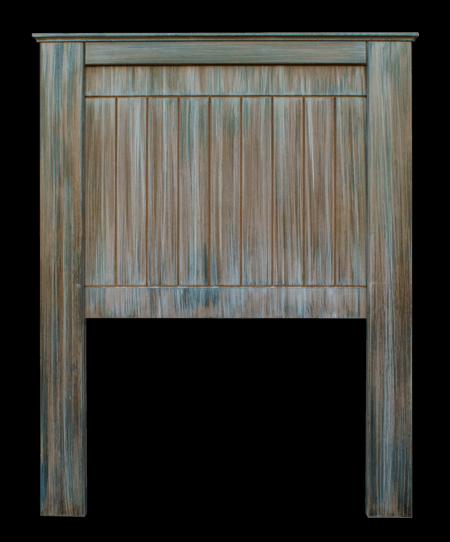 Old Mill Plain Headboard
