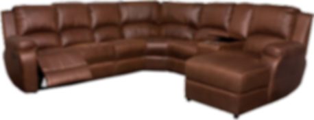 Lounge Suite, Recliners, 7 Seater
