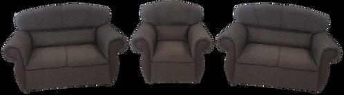 Vincent 2/2/1 Couch Set