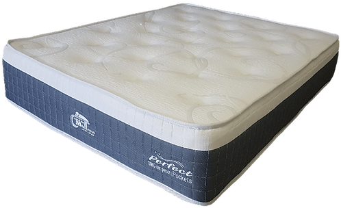 Perfect Pocket Queen Mattress