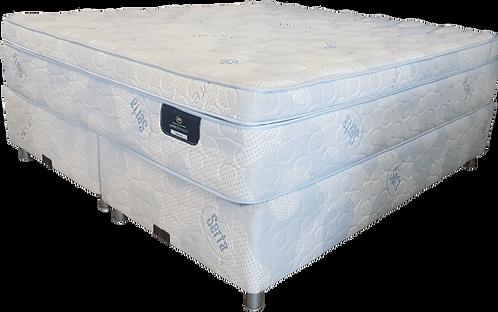 Serta Sienna King Extra Length Bed