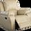 Thumbnail: Calgan Recliner Leather Upper Chair