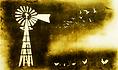Stencil, Windmill