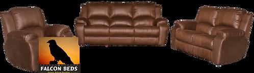 Calgan Static 3/2/1 Fabric Set (no recliners)