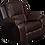 Thumbnail: Calgan Static Leather Upper Chair