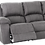 Thumbnail: Calgan 3 Seater Recliner Fabric Couch