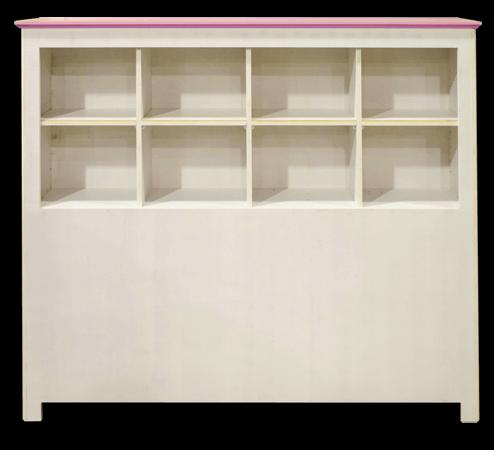 Fairy Tale Double Bookcase Headboard