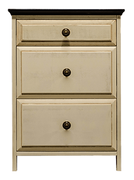 Adelaide 3 Drawer Pedestal
