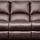 Thumbnail: Calgan 3 Seater Static Full Leather Couch