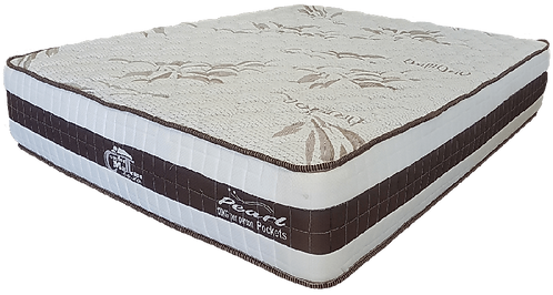 Pearl Pocket Double Mattress