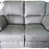 Thumbnail: Calgan 2 Seater Static Fabric Couch