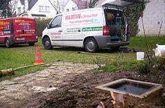 Réparations et remplacement d'égouts