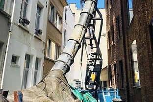 Ontmanteling van gebouwen