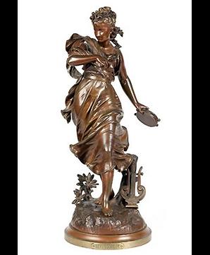 Stampart Antiquair - Antiek standbeeld