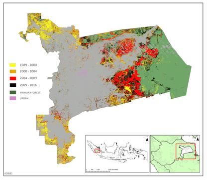 Muaro Jambi Regency - Palm Oil Growth