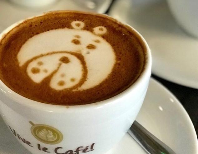 Latte, cappuccino, doppio macchiato...