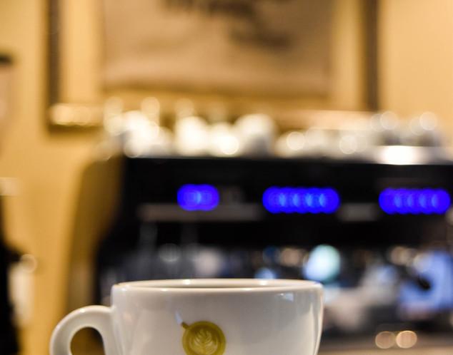 Vive le café