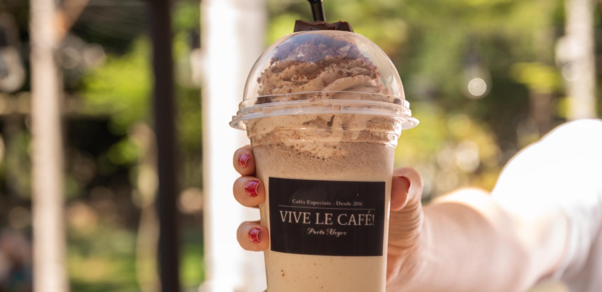 Cafés Gelados