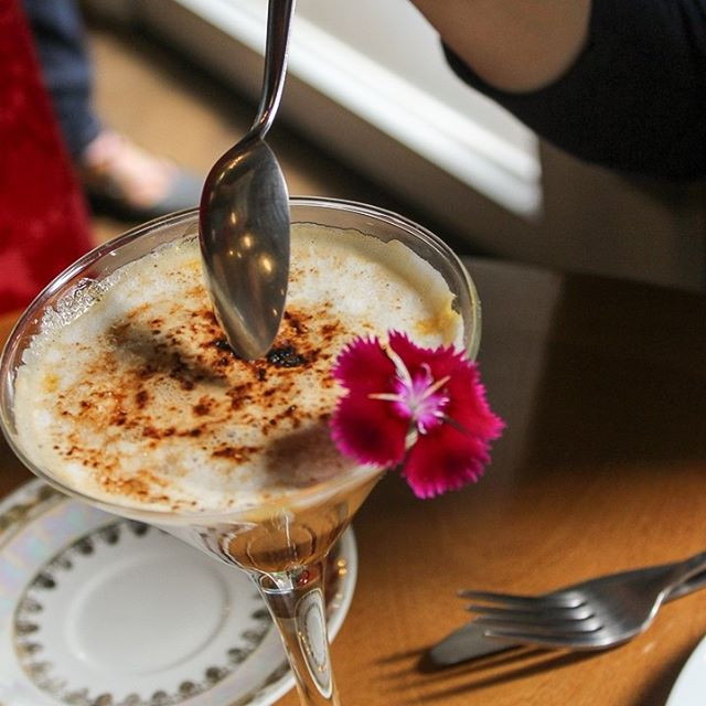 Café Brulée.