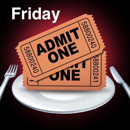 Extra Dinner Tickets for Friday
