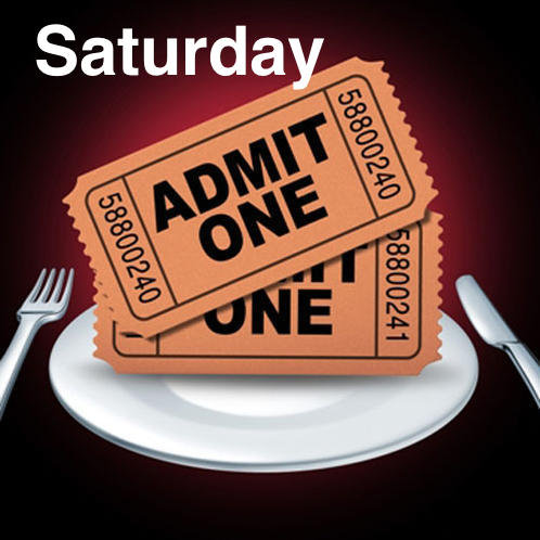 Extra Dinner Tickets for Saturday