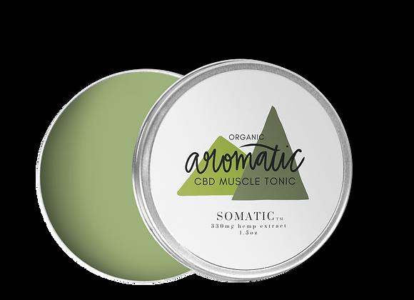 330mg CBD Aromatic Salve